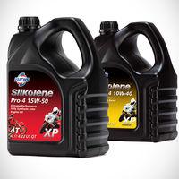 ¿Dudas sobre el aceite de tu moto? Silkolene te ayuda con su herramienta online y la gama de aceites XP