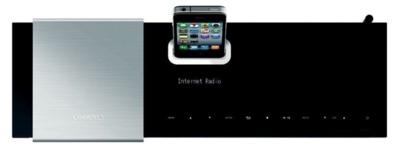 Onkyo añade Airplay a su nueva base ABX-N300