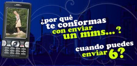 6x1 en MMS a Movistar con la promoción Multimensalízate