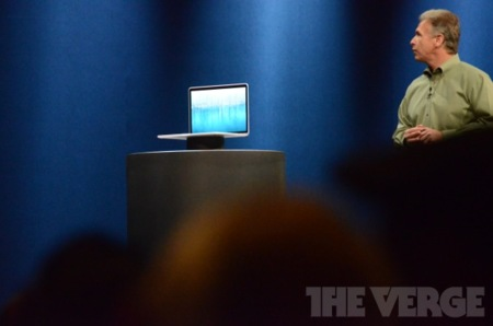 Apple presenta nuevos Macbook, incluído uno de próxima generación con pantalla Retina