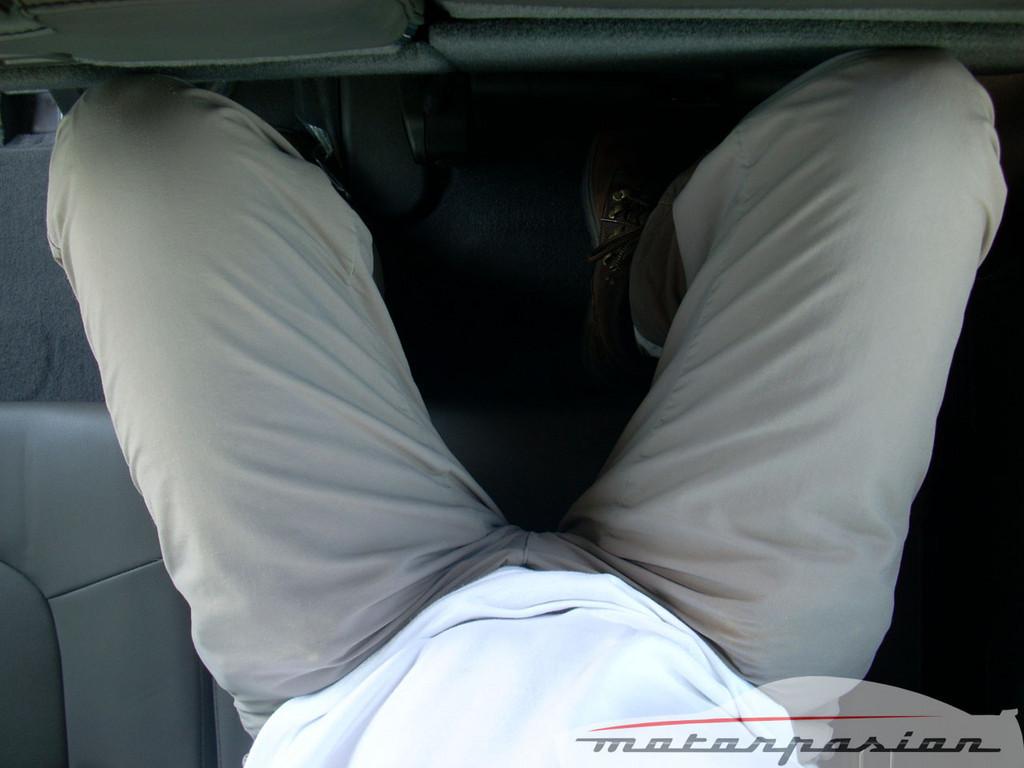 Foto de Nissan Pathfinder (prueba) (46/48)