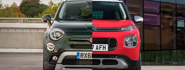 Comparativa Citroën C3 Aircross vs Fiat 500 X: ¿cuál es mejor para comprar?