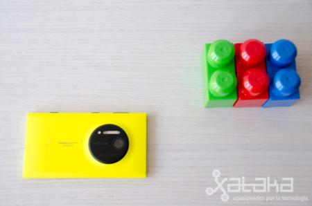Lumia 1020 diseño