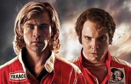 'Rush', la mejor película de Ron Howard