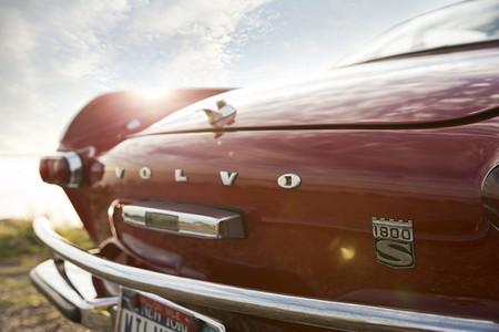 Volvo P1800S - Irv Gordon