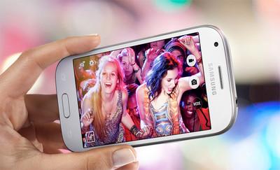 Galaxy Ace Style LTE, el nuevo smartphone Android de Samsung
