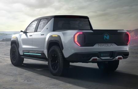 Nikola Badger: la pick-up eléctrica de hidrógeno que promete hasta 966 km de autonomía se podrá reservar el 29 de junio