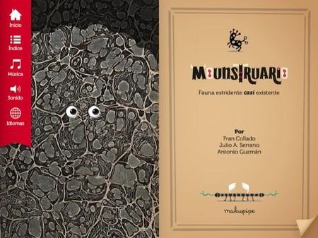 Makupipe es una editorial de libros digitales realizados especialmente para los niños