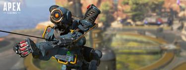 Los disparos en Apex Legends siguen estando rotos con algunos personajes por culpa de las hitbox