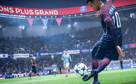 He probado FIFA 19, primeras impresiones: más simulador que nunca, pero con nuevas y divertidas variantes