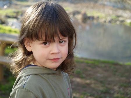 La foto de tu bebé: Jaime descubriendo la vida