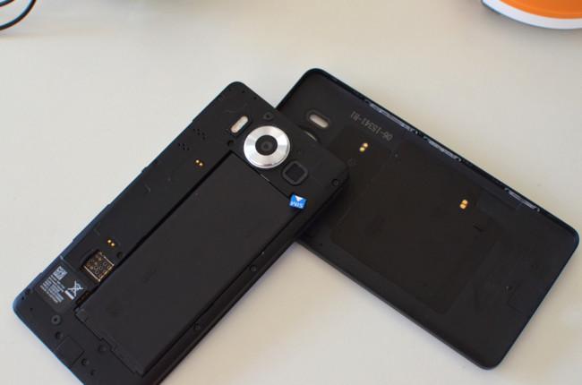 Lumia 950 Por Dentro