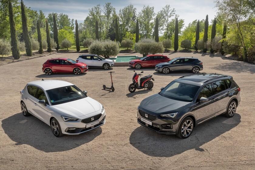 Probamos los SEAT León TGI y Tarraco e-Hybrid: etiquetas ECO y CERO que quieren convencer en coste por kilómetro