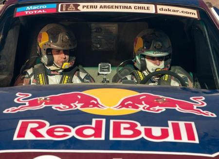 Carlos Sainz casi confirma su presencia en el Dakar 2014