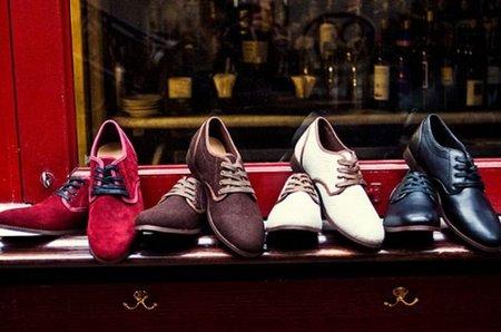 Generic Surplus zapatos con estilo de inspiración british