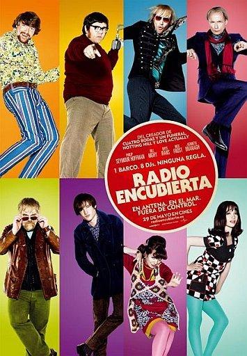 'Radio encubierta', cartel y tráiler