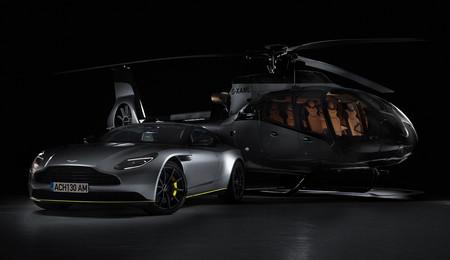 Surcar el cielo a todo lujo con Aston Martin y Airbus: así es su helicóptero de más de 2,8 millones de euros