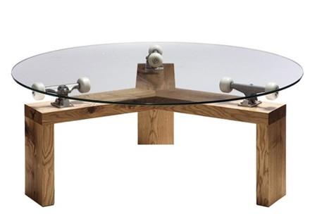 Mesa Skate, girando sin  parar
