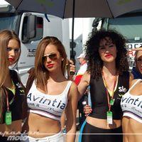 Las paragüeras podrían tener los días contados en el Gran Premio de España