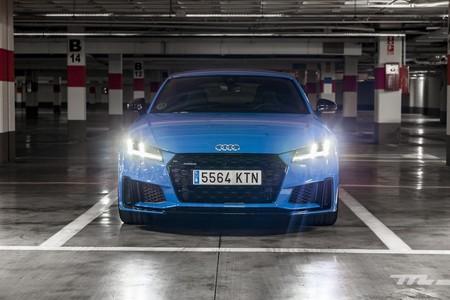 Audi Tt 2019 Prueba 011