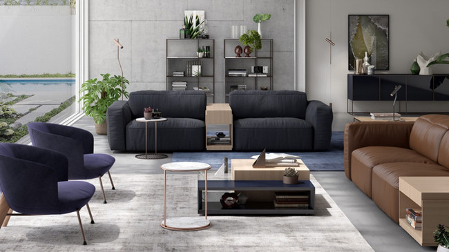 "LG Colosseo quiere ser una muestra del sofá conectado e ""inteligente"" del futuro"
