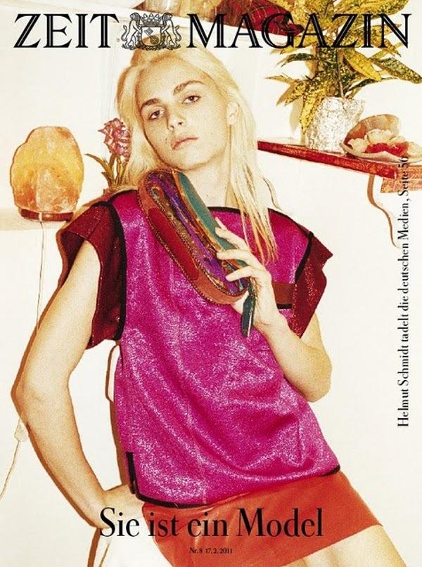Foto de La modelo del año puede ser un él: Andrej Pejic (4/5)