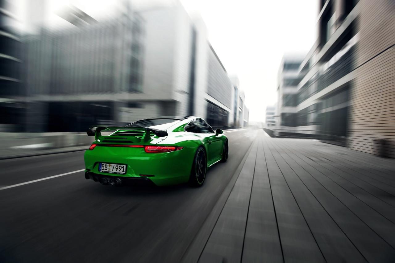 Foto de Porsche 911 Carrera 4S por TechArt (32/32)