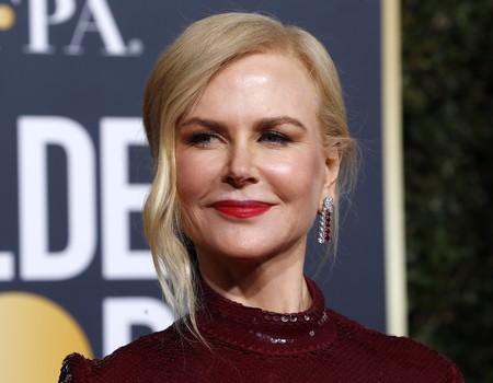 Nicole Kidman Globos De Oro 2019