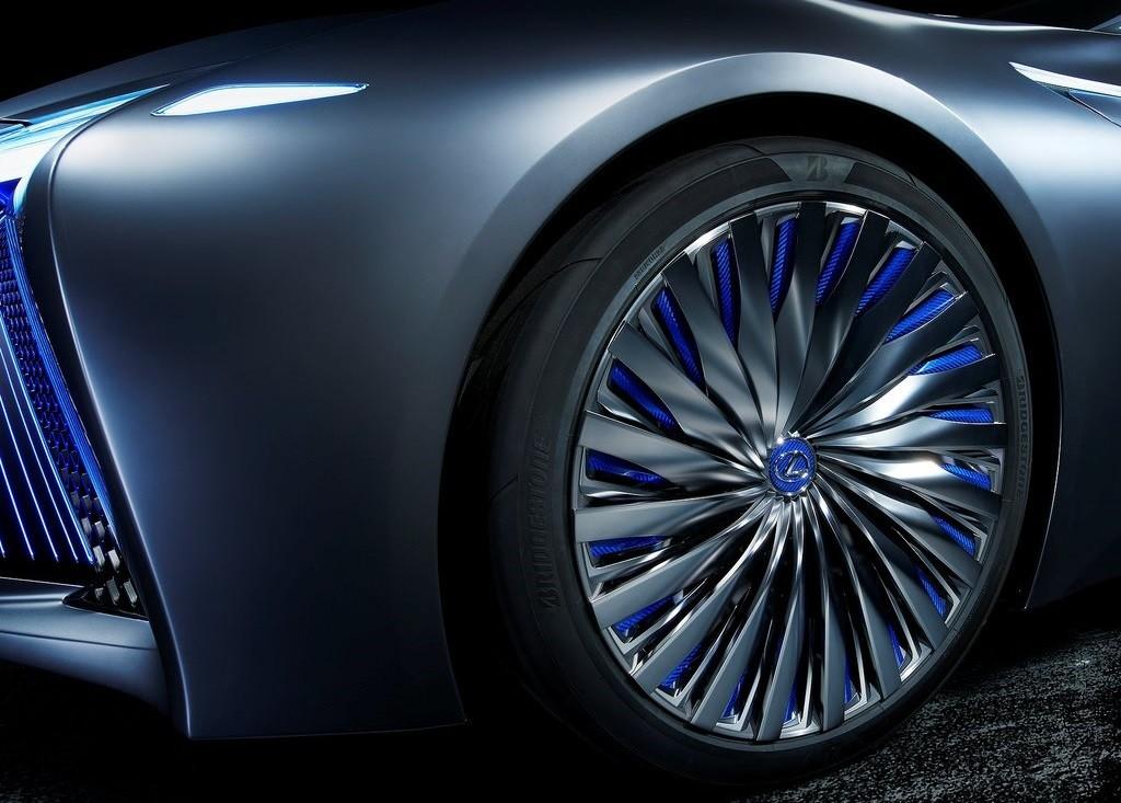 Foto de Lexus LS+ Concept, Auto Show de Tokio 2017 (6/12)