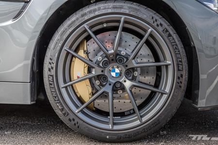 BMW M4 CS frenos cerámicos