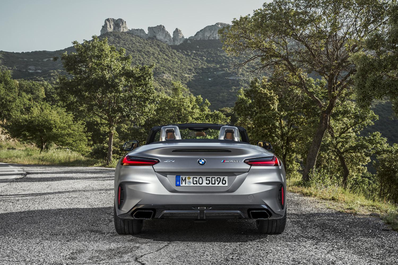 Foto de BMW Z4 2019 (44/58)