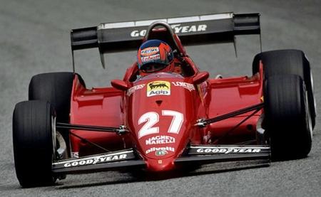 Gilles Villeneuve 1983