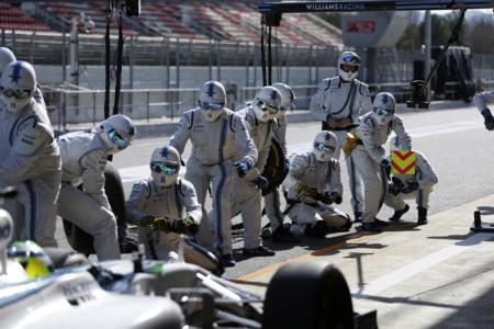 Los pitstop de la F1 pueden ayudar a salvar vidas