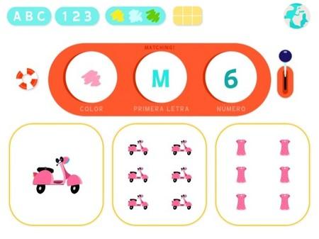 Matching! Mi Primer Brain Training para que los peques trabajen de forma divertida capacidades y destrezas cognitivas básicas