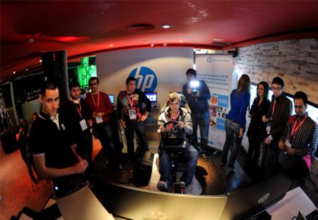 HP en los premios Xataka 2012, así fue