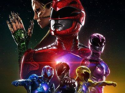 'Power Rangers' será una saga de seis películas si triunfa el reboot