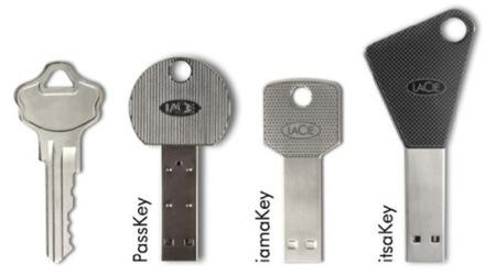 Las llaves de LaCie