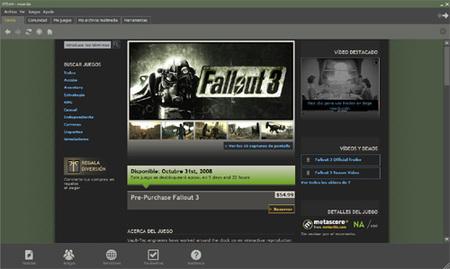 'Fallout 3' también estará disponible a través de Steam