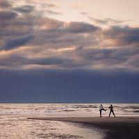 Uitwaaien, la costumbre holandesa de relajarse frente a insoportables rachas de viento