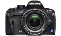 Olympus E-450 llega con filtros artísticos