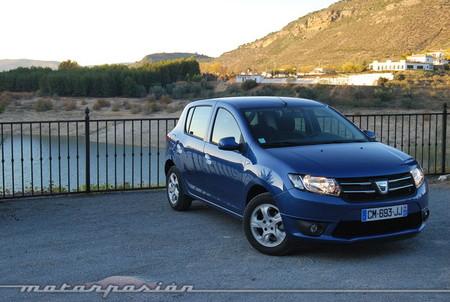 Dacia Sandero 2013, presentación y prueba en Andalucía