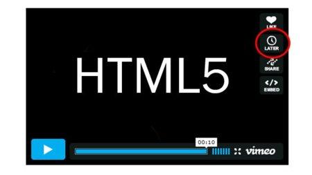 """Vimeo lanza su reproductor incrustado en HTML5, el """"Ver Más Tarde"""" y da el salto a las televisiones con Roku"""