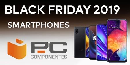 Black Friday 2019 en PcComponentes: las mejores ofertas de hoy en smartphones