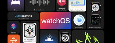 WatchOS 7: todas las novedades que llegarán al Apple Watch en septiembre