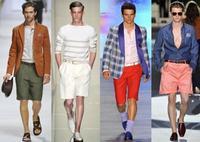 Esta Primavera-Verano 2011 apuesta por el short y la bermuda (I)