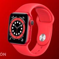 Más barato que nunca: el Apple Watch Series 6 40mm en color rojo ahora en cuesta 70 euros menos en Amazon
