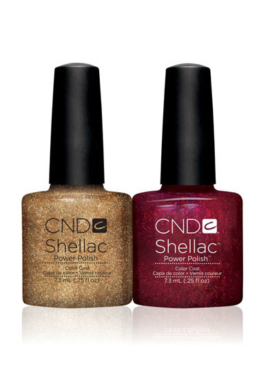Shellac Holiday Duo 2012