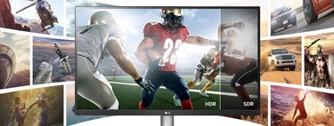 """Monitor 4K de LG de 27"""" por 300 euros en PcComponentes y Amazon, precio mínimo histórico"""