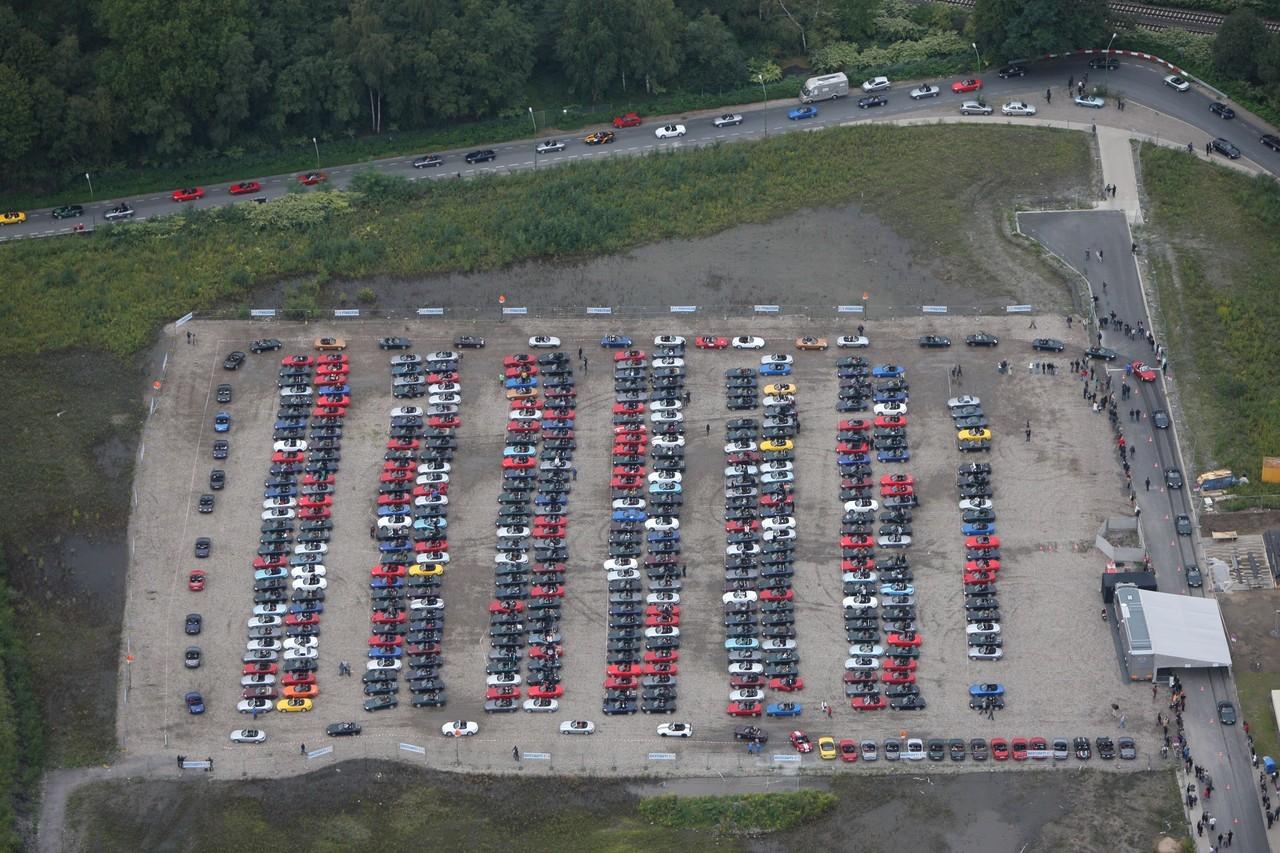 Foto de Concentración Mazda-MX5 2010 en Essen  (8/11)