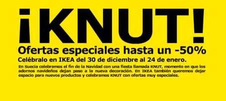 ¡KNUT!, ofertas especiales en Ikea